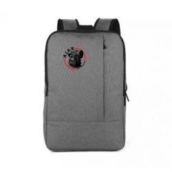 Рюкзак для ноутбука Ajax лого