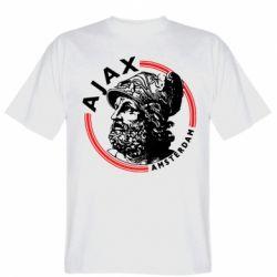 Чоловіча футболка Ajax лого