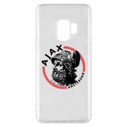Чохол для Samsung S9 Ajax лого