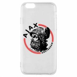 Чохол для iPhone 6/6S Ajax лого