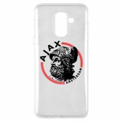 Чохол для Samsung A6+ 2018 Ajax лого