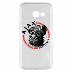 Чохол для Samsung A3 2017 Ajax лого