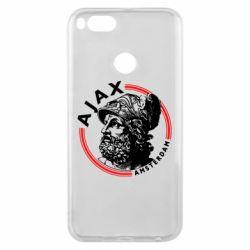 Чохол для Xiaomi Mi A1 Ajax лого