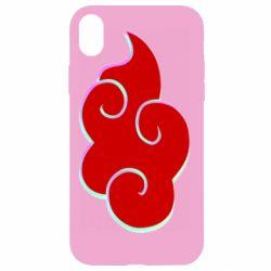 Чехол для iPhone XR Akatsuki Naruto