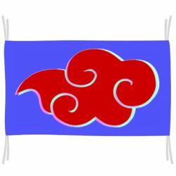 Флаг Akatsuki Naruto