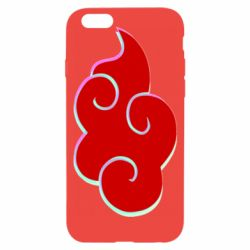Чехол для iPhone 6/6S Akatsuki Naruto