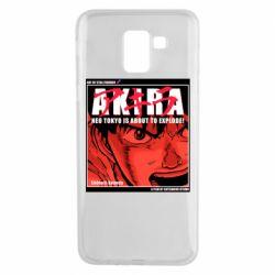 Чохол для Samsung J6 Akira