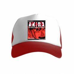 Дитяча кепка-тракер Akira