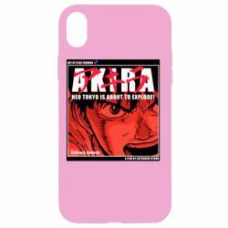 Чохол для iPhone XR Akira