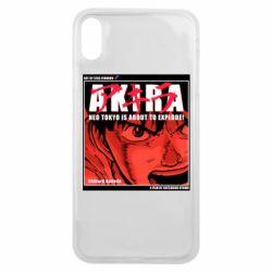 Чохол для iPhone Xs Max Akira
