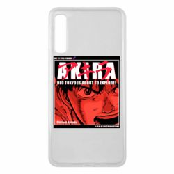 Чохол для Samsung A7 2018 Akira