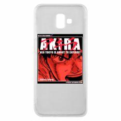 Чохол для Samsung J6 Plus 2018 Akira