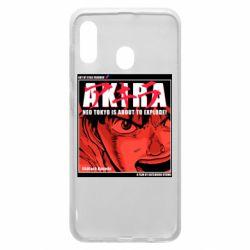 Чохол для Samsung A20 Akira