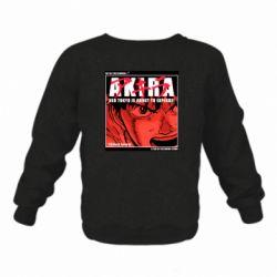 Дитячий реглан (світшот) Akira