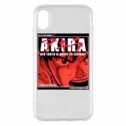 Чохол для iPhone X/Xs Akira