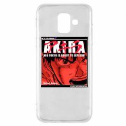 Чохол для Samsung A6 2018 Akira