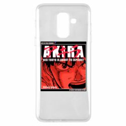 Чохол для Samsung A6+ 2018 Akira