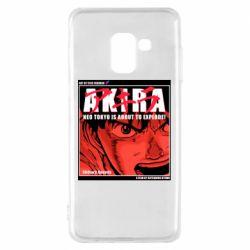 Чохол для Samsung A8 2018 Akira