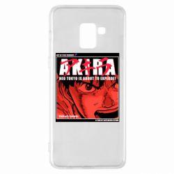 Чохол для Samsung A8+ 2018 Akira