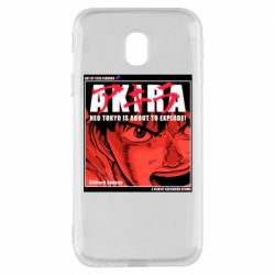 Чохол для Samsung J3 2017 Akira