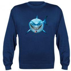 Реглан (світшот) Акула посміхається