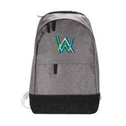 Рюкзак міський Alan Walker multicolored logo