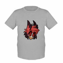 Детская футболка Alastor head