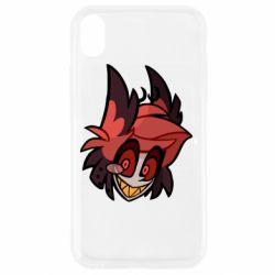 Чехол для iPhone XR Alastor head