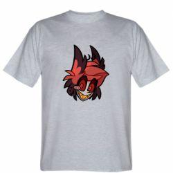 Мужская футболка Alastor head
