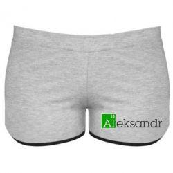 Женские шорты Alexandr