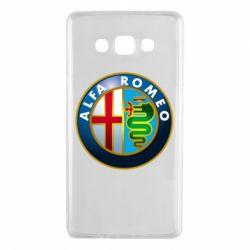 Чехол для Samsung A7 2015 ALFA ROMEO