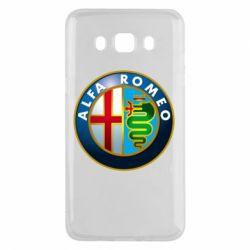 Чехол для Samsung J5 2016 ALFA ROMEO