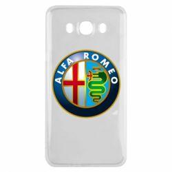 Чехол для Samsung J7 2016 ALFA ROMEO
