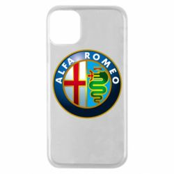 Чехол для iPhone 11 Pro ALFA ROMEO