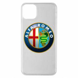 Чехол для iPhone 11 Pro Max ALFA ROMEO