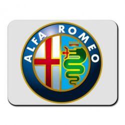 Коврик для мыши ALFA ROMEO - FatLine