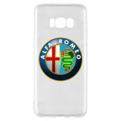 Чехол для Samsung S8 ALFA ROMEO
