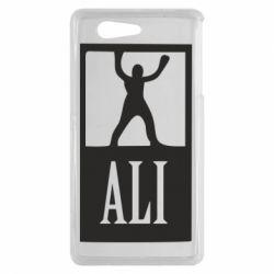 Чехол для Sony Xperia Z3 mini Ali - FatLine