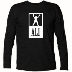 Футболка с длинным рукавом Ali