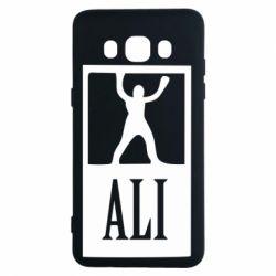 Чехол для Samsung J5 2016 Ali - FatLine