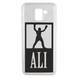 Чохол для Samsung J6 Ali