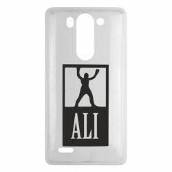 Чехол для LG G3 mini/G3s Ali - FatLine