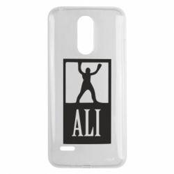 Чехол для LG K8 2017 Ali - FatLine