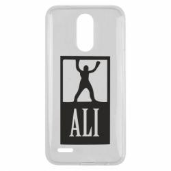 Чехол для LG K10 2017 Ali - FatLine