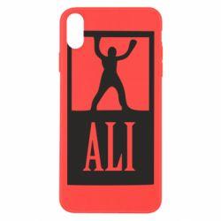Чохол для iPhone Xs Max Ali
