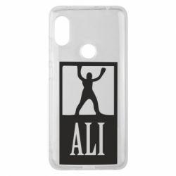 Чохол для Xiaomi Redmi Note Pro 6 Ali