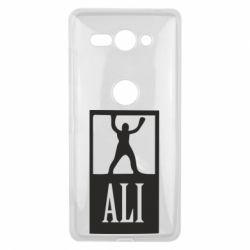 Чехол для Sony Xperia XZ2 Compact Ali - FatLine