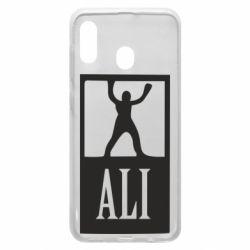 Чохол для Samsung A20 Ali