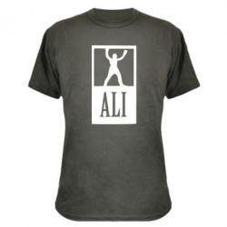 Камуфляжная футболка Ali - FatLine