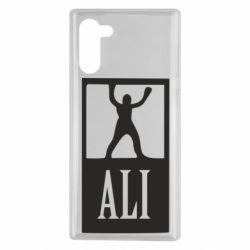 Чохол для Samsung Note 10 Ali